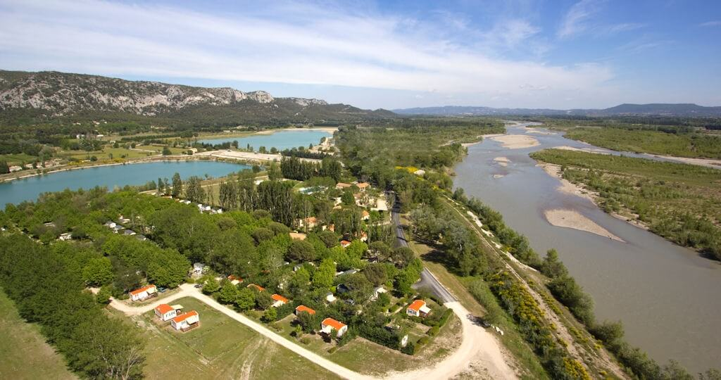 Camping Les Rives du Luberon - Cheval-Blanc
