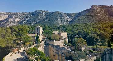 Les Taillades, village of Luberon in Provence