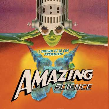Amazing science - exposition interactive